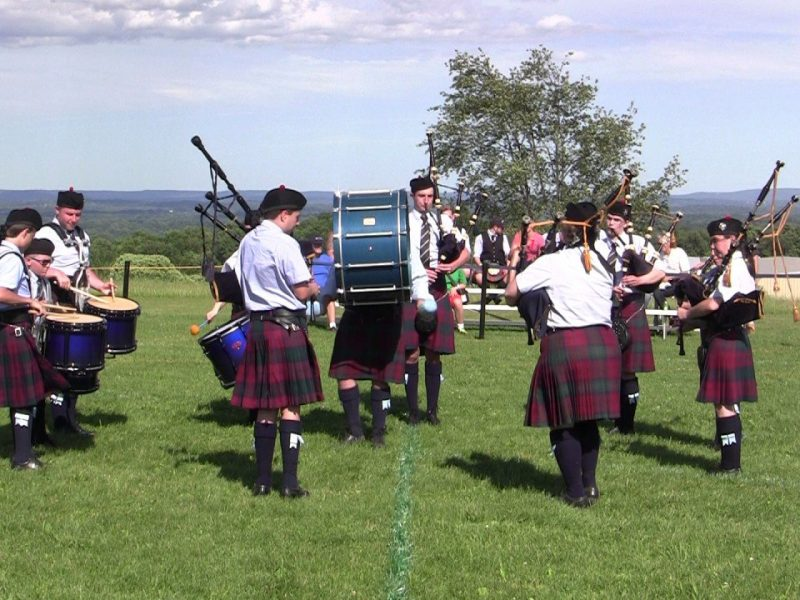 Capital District Youth Pipe Band