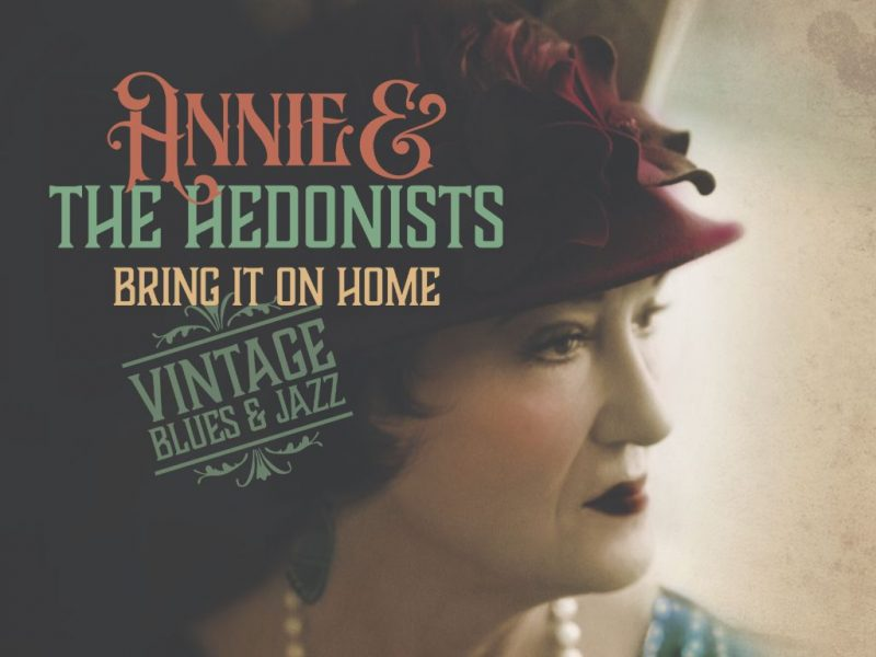 Annie+H Poster Art